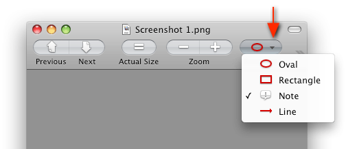 Annotate Screenshots Natively In Mac Os X Two Six Code